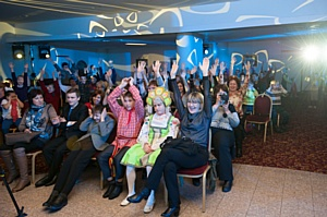 В Москве прошел Всероссийский фестиваль для детей с ограниченными возможностями «Тебе, моя Россия!»