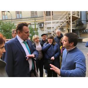 Активисты ОНФ в Москве обнаружили нарушения в ходе реализации программы «Моя улица»