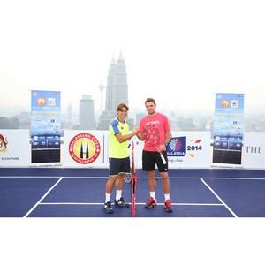 В Малайзии прошел турнир серии АТP 250 мирового теннисного тура