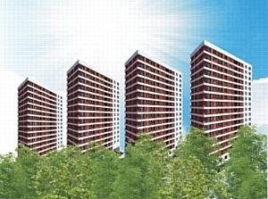 Беспроцентная рассрочка на квартиры в ЖК «Светолюбово».