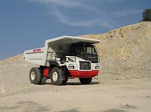 Россия встречает настоящего тяжеловеса – Astra RD32 на выставке Mining World Russia 2013