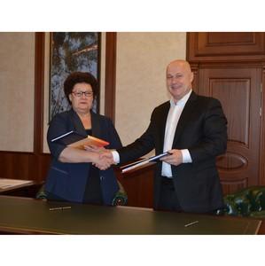 В ПАО «МРСК Центра и Приволжья» подписан Коллективный договор на 2016-2018 годы