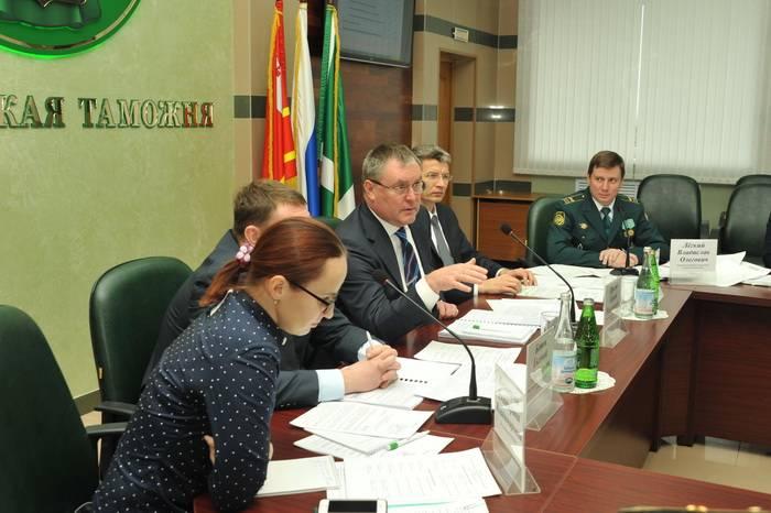 Начальник Центрального таможенного управления посетил Смоленскую таможню