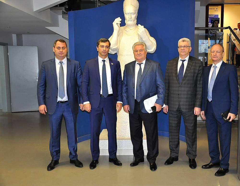 Комиссия Госдумы совершенствует механизмы структурного взаимодействия в условиях диверсификации