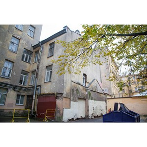 ОНФ в Петербурге призвал власти решить вопрос с расселением аварийного дома на Васильевском острове