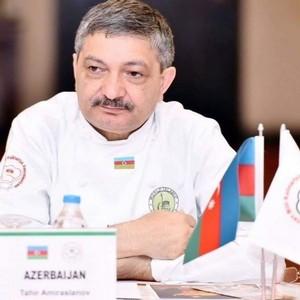 В Технограде прошла лекция главного кулинара Азербайджана Тахира Амиросланова