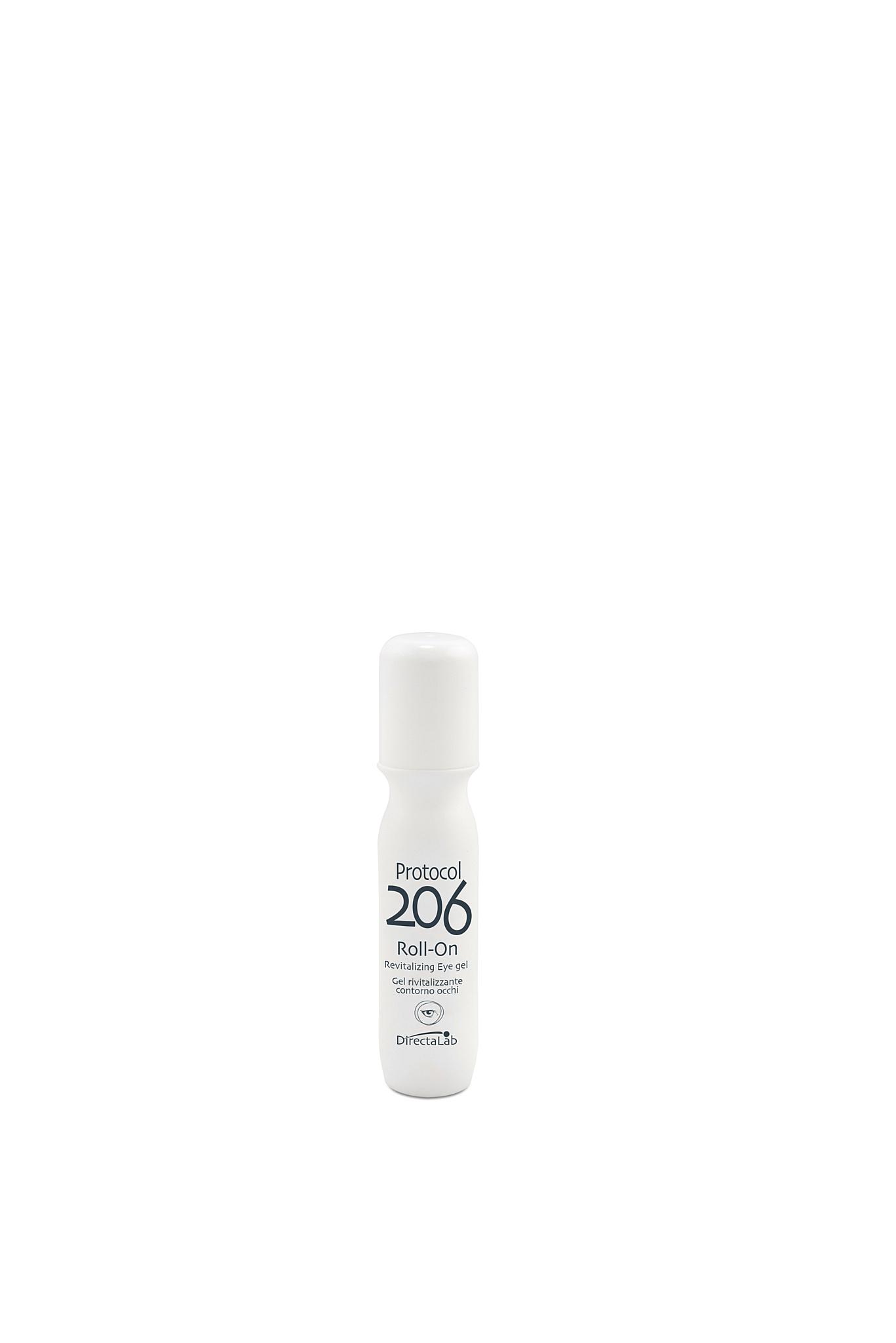 Сияющий взгляд и молодость кожи с противоотечным Revitalizing Eye roll-on gel от DirectaLab