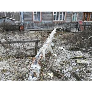 ОНФ в Карелии взял под контроль ситуацию с отоплением в Суоярвском районе