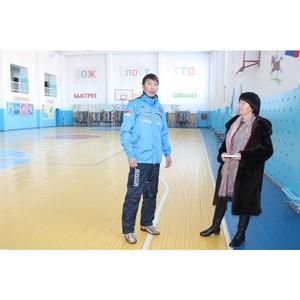 Народный фронт в Туве требует создания комфортных условий в спортивных объектах республики