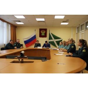 В Краснодарской таможне состоялся семинар с представителем транспортной прокуратуры