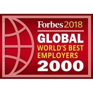 TCL попал в список Forbes лучших мировых работодателей 2018 года