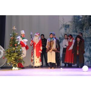 Вологодские активисты ОНФ провели акцию «Новогоднее чудо» для особенных детей