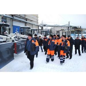 Компания «РМ-Терекс» осуществила поставку 15 автогрейдеров в районные  ДРСУ Брянской области