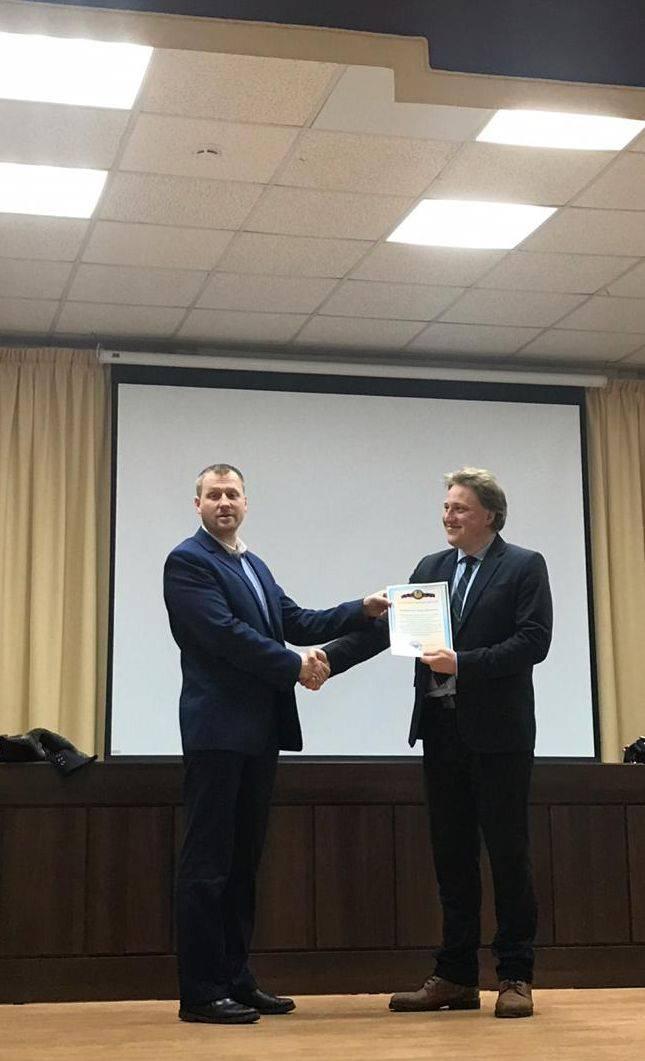 Преподаватель ЮУрГУ провел лекцию в Академии Следственного комитета