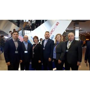 Представители ОНФ в Карелии приняли участие в съезде Общероссийского народного фронта