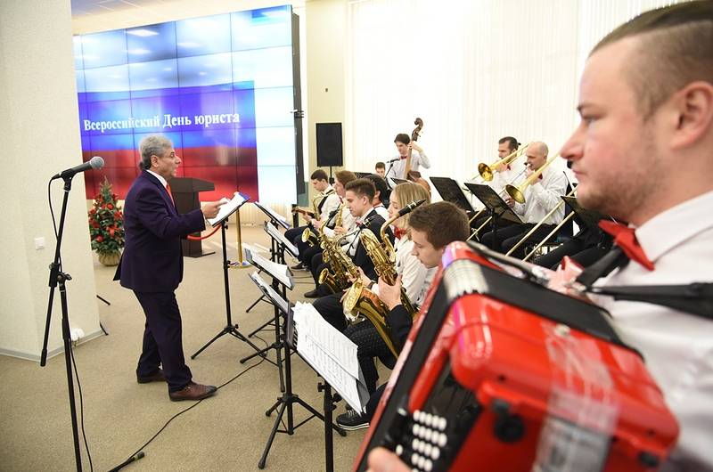 Юристы года в Ростовской области определены и награждены