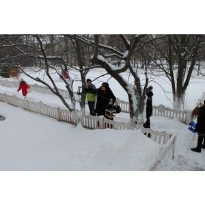 Активисты ОНФ в Мордовии провели экологическую акцию «Покорми птиц зимой»