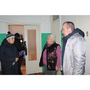 ОНФ в Туве обратил внимание властей на неграмотную работу УК по регулированию подачи тепла в дома