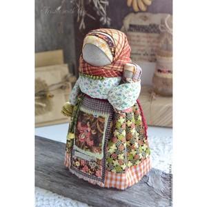 Выставка тряпичных кукол открылась в музее города Кириллова