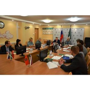 В Оренбургской таможне прошла рабочая встреча по вопросам взимания задолженности