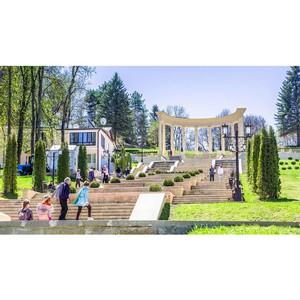 В.Матвиенко: Кисловодск постоянно благоустраивается, развивается его инфраструктура