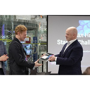 Объявлены победители конкурса «Химпром startup challenge 2018»