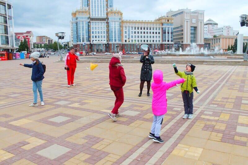 Активисты ОНФ в Мордовии присоединились к всероссийской акции «Сможешь и ты!»