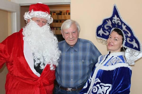Камчатские активисты присоединились к всероссийской акции ОНФ «Новогоднее чудо»