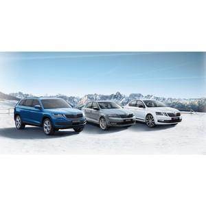 Непрерывный рост и очередной рекорд Skoda Auto Россия