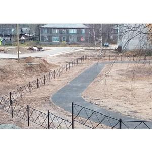 Прокуратура подтвердила выявленные ОНФ в Карелии нарушения при благоустройстве поселка Ледмозеро