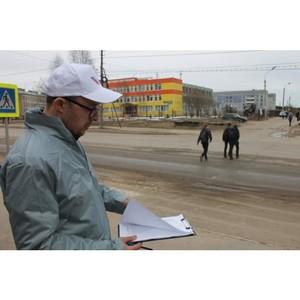 ОНФ в Коми подвел промежуточные итоги работы по проекту «Дорожная инспекция ОНФ/Карта убитых дорог»