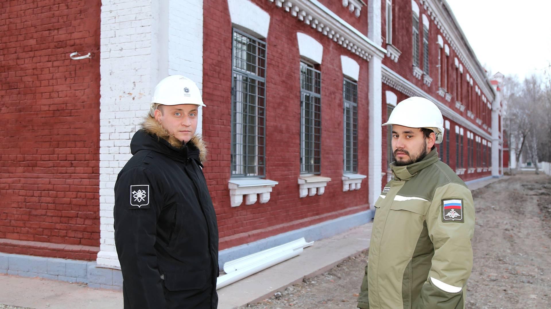 Военные строители реконструировали три памятника архитектуры в Приморье