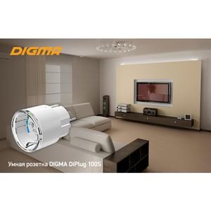 Digma DiPlug 100S: умный дом начинается с розеток