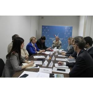 Вологодские активисты ОНФ обсудили пути предотвращения мусорного коллапса в регионе