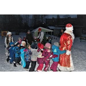 Активисты ОНФ в Карелии провели ряд мероприятий в рамках акции «Новогоднее чудо»