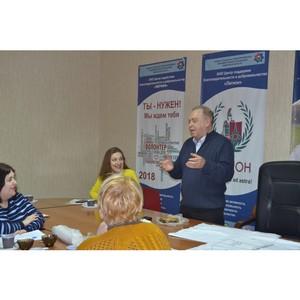 В Тюмени состоялся мастер-класс, посвященный мёду
