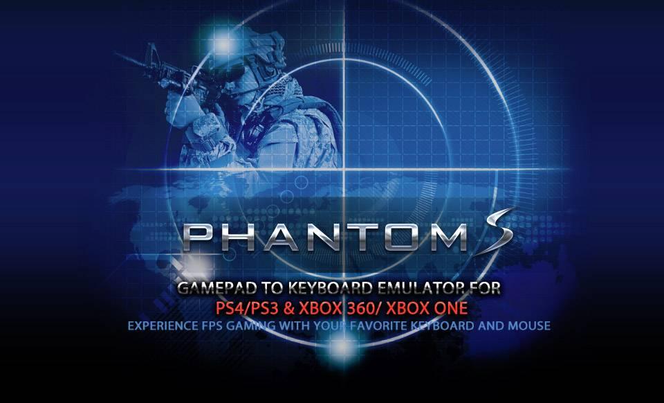 Эмулятор игрового контроллера Phantom-S UC3410 – настоящий подарок Aten геймерам