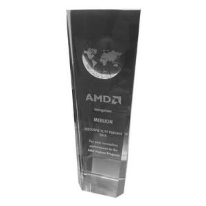 Корпорация AMD наградила Merlion