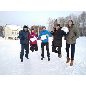 Томские таможенники в лыжных гонках выиграли командное «серебро» + личное «золото» и «серебро»