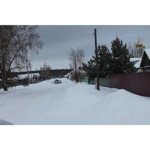 Активисты ОНФ в Мордовии в рамках акции «Снежный фронт» проверили в регионе более 40 территорий