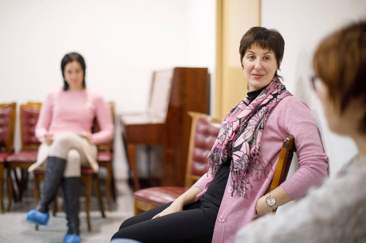 «Радуга жизни» - в помощь женщинам с раком груди