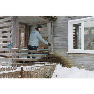 ОНФ в Коми продолжает проверку качества обслуживания аварийных домов в регионе