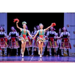 В Москве пройдет финал чемпионата России по народным танцам