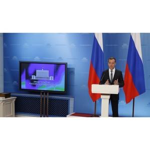 Д.Медведев: Мы стремимся трансформировать глобальные вызовы в новые источники роста