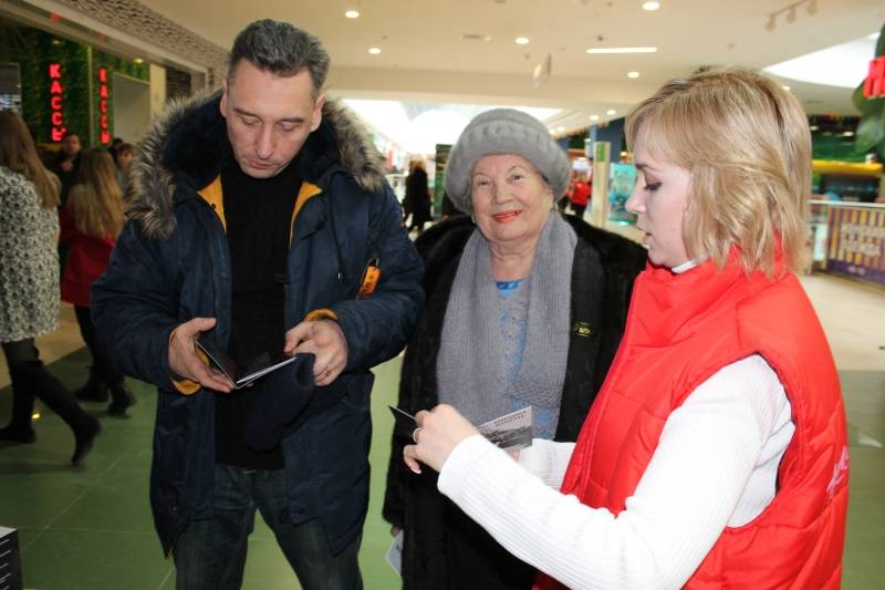 «Молодежка ОНФ» в Мордовии присоединились к Всероссийской акции «Открытка памяти»