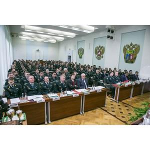 Южнороссийские таможенники подвели итоги работы в 2018 году