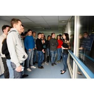 Студенты Ростова-на-Дону изучили процесс пивоварения на «Пивзаводе «Южная Заря 1974»