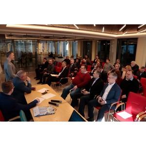 Очередное заседание круглого стола из цикла «Инструменты финансовых институтов для малого и среднего бизнеса»