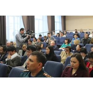 ОНФ в Туве избрал новых членов регионального штаба и подготовил общественные предложения
