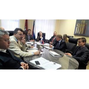 4 октября в офисе МОО МАП состоялся совет руководителей комитетов ассоциации